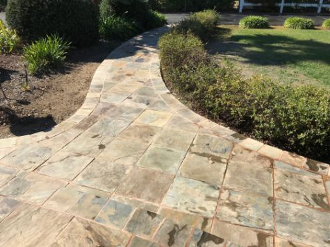 this image shows concrete contractor chino hills california